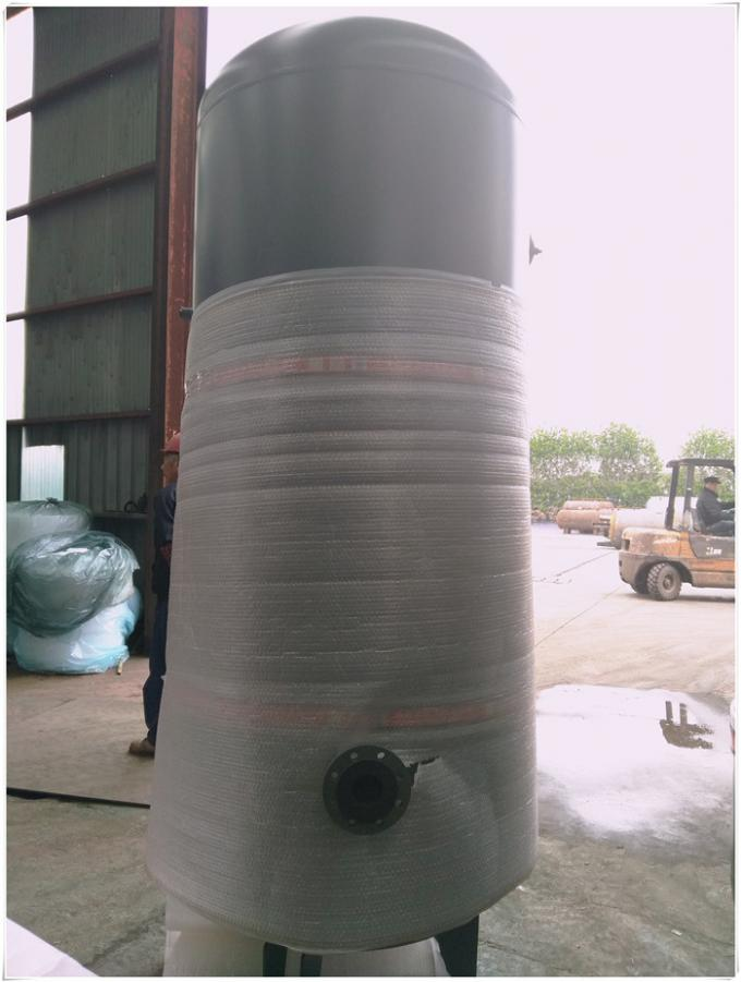 120 Gallon Vertical Air Compressor Expansion Tank Carbon Steel Material